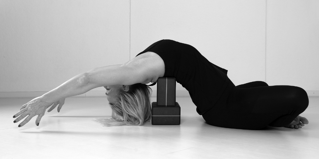 XL Yoga Workshop Acheroverbuigingen op een veilige manier