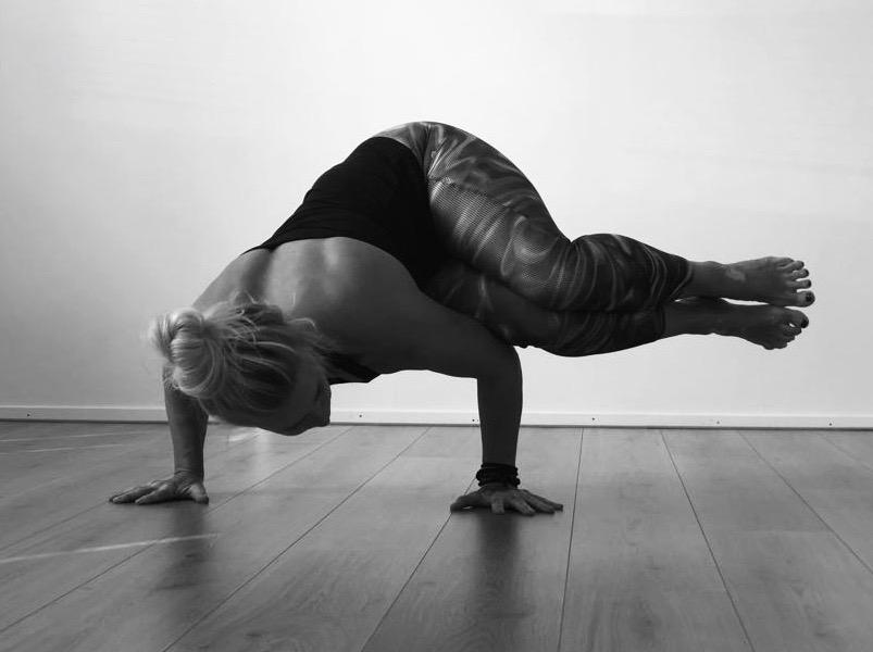 XL Yoga Workshop Arm Balans